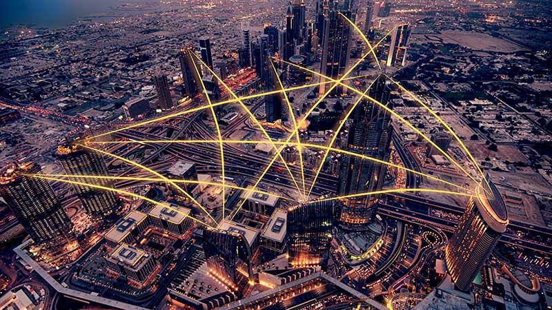 Smart Cities - Houses - Buildings